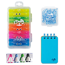 Buy Tinc Nifty Snifty Gift Set, Blue Online at johnlewis.com