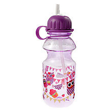 Buy Fourth Wall Hoot Tea Drink Water Bottle Online at johnlewis.com