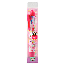 Buy Fourth Wall Hoot Tea Party 6 Colour Pen Online at johnlewis.com