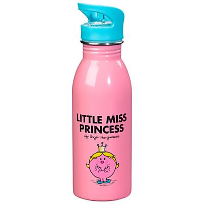 Mr Men Little Miss Princess Water Bottle