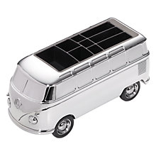 Buy Troika Desk Forever T1 VW Camper, Chrome Online at johnlewis.com