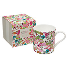 Buy Caroline Gardner Ditsy Boxed Mug Online at johnlewis.com