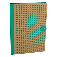 Buy Portico GT Laser Cut B5 Notebook Online at johnlewis.com