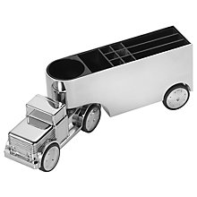 Buy Troika Office Trucker, Chrome Online at johnlewis.com