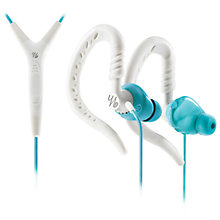 Buy Yurbuds Focus 400 For Women Sports Around-Ear Heaphones with 3 Button In-Line Mic/Remote for Apple Devices Online at johnlewis.com