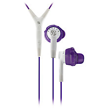 Buy Yurbuds Inspire 400 For Women Sports In-Ear Heaphones with 3 Button Command Centre & Mic for Apple Devices Online at johnlewis.com