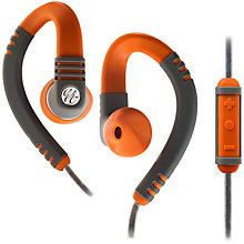 Buy Yurbuds Explore Pro Around Ear Sports Headphones with 3 Button Mic/remote, For Apple Devices Online at johnlewis.com