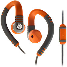 Buy Yurbuds Explore Talk Around Ear Sports Headphones with One Button Mic/remote Online at johnlewis.com