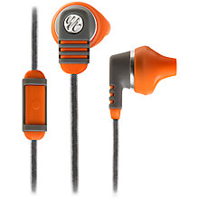 Buy Yurbuds Venture Talk In-Ear Sports Headphone with One Button Mic/remote Online at johnlewis.com