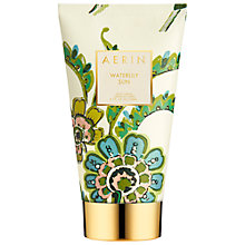 Buy AERIN Waterlily Sun Body Cream, 150ml Online at johnlewis.com