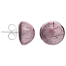 Buy Martick Murano Glass Stud Earrings Online at johnlewis.com