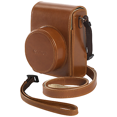 Canon DCC-1820 Soft Leather Case For Powershot G1 X Mark II