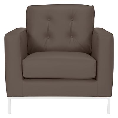 John Lewis Odyssey Leather Armchair
