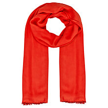 Buy Coast Theresa Beaded Wrap, Red Online at johnlewis.com