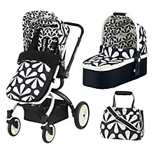 Buy Cosatto Ooba 3-in-1 Travel System, Charleston with Car Seat Online at johnlewis.com