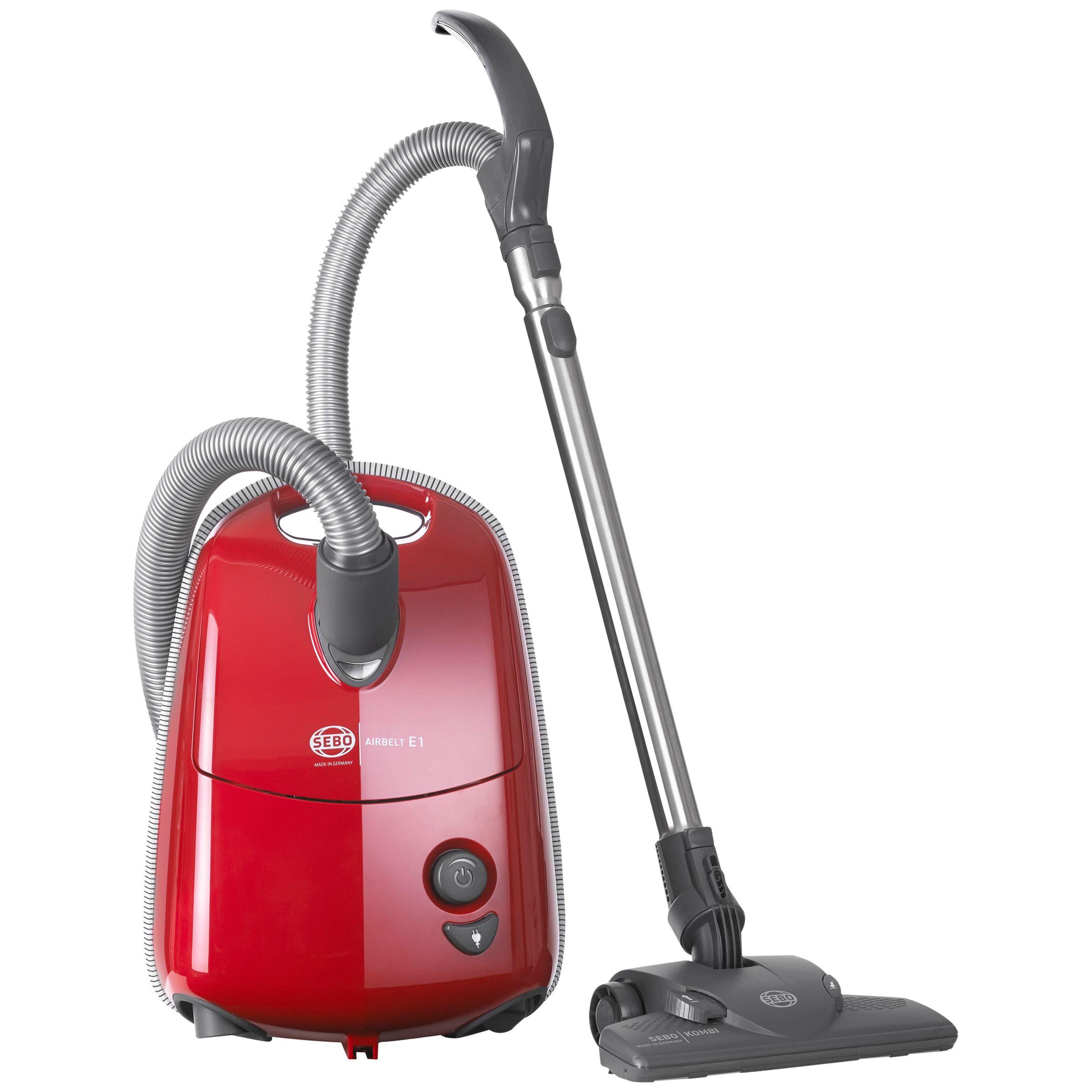 Sebo Sebo Airbelt E1 Cylinder Vacuum Cleaner