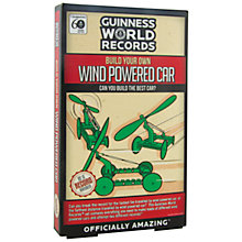 Buy Paladone Guinness World Record Wind Powered Cars Online at johnlewis.com