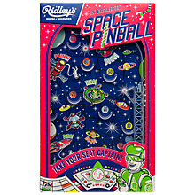 Buy Ridley's Pinball Online at johnlewis.com