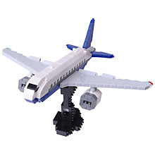 Buy Nanoblock Airliner Online at johnlewis.com