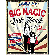 Buy Big Magic For Little Hands Book Online at johnlewis.com