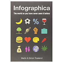 Buy Infographica Book Online at johnlewis.com