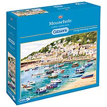 Buy Gibsons Mousehole Jigsaw Puzzle, 1000 Pieces Online at johnlewis.com