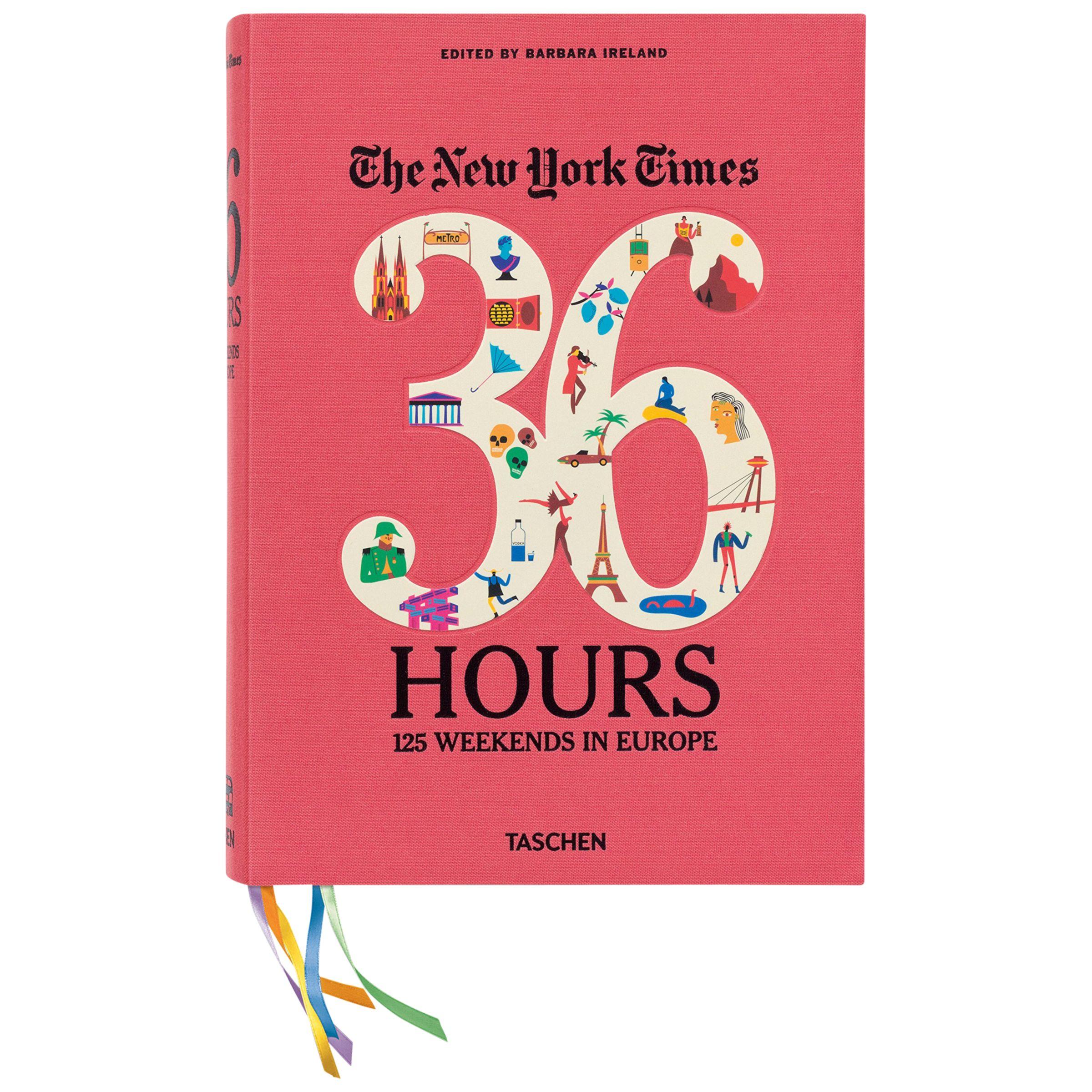 Unbranded 36 Hours 125 Weekends In Europe Book