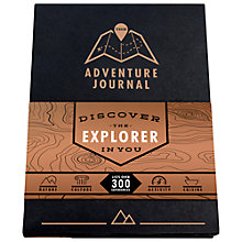 Buy Luckies Adventure Journal Online at johnlewis.com