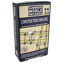Buy Paladone Guinness World Record Construction Challenge Online at johnlewis.com