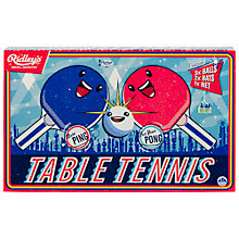 Buy Ridley's Table Tennis Online at johnlewis.com