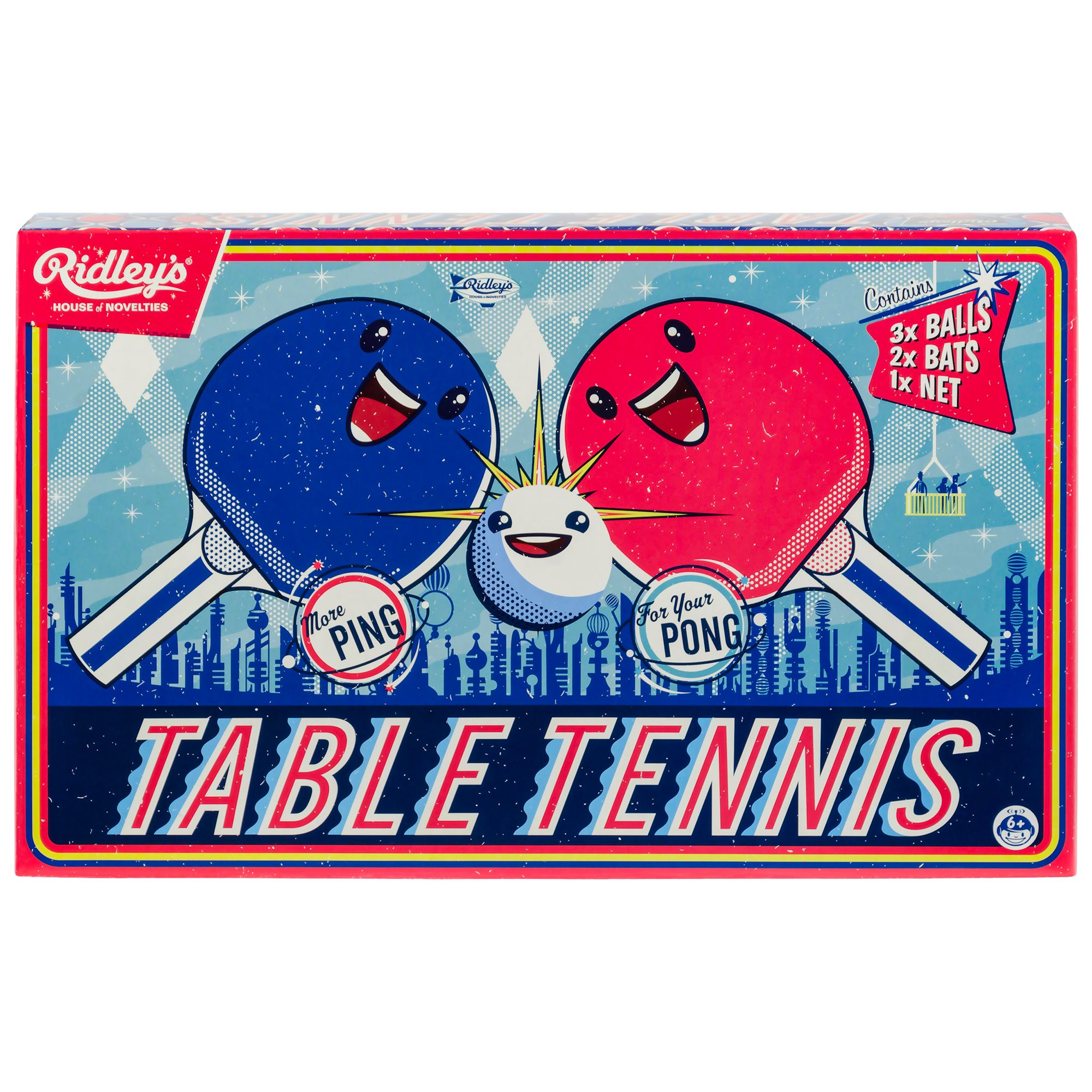Ridley's Ridley's Table Tennis