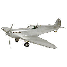 Buy Authentic Models Big Metal Spitfire Online at johnlewis.com