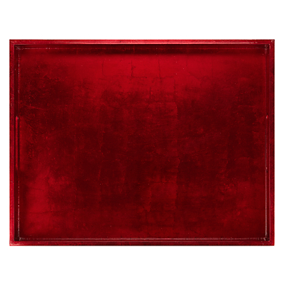 John Lewis Lacquer Rectangle Tray
