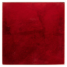 Buy John Lewis Red Lacquer Coasters Online at johnlewis.com