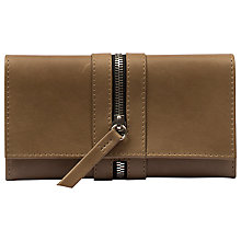 Buy Gerard Darel 24 Heures Rebelle Wallet, Camel Online at johnlewis.com
