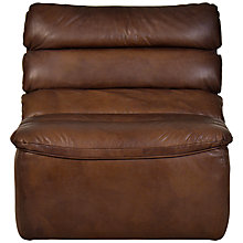 Buy Halo Russo Leather Chair Online at johnlewis.com