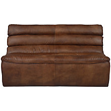 Buy Halo Russo 2 Seater Leather Sofa Online at johnlewis.com