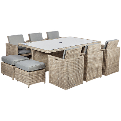 Royalcraft Wentworth 10-Seater Cube Set