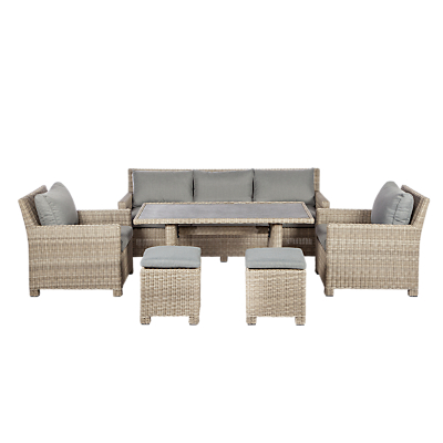 Royalcraft Wentworth 10-Seater Modular Sofa Dining