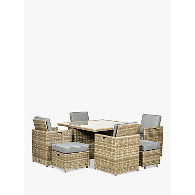 Royalcraft Wentworth 8-Seater Cube Set