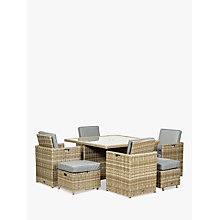 Buy Royalcraft Wentworth 8-Seater Cube Set Online at johnlewis.com