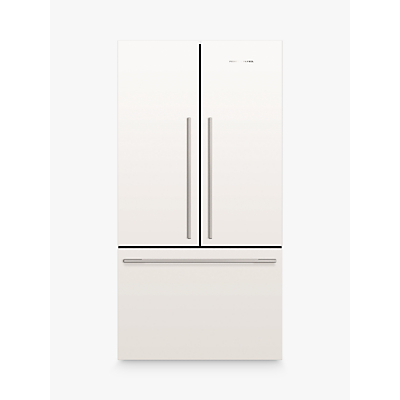 Image of Fisher & Paykel RF610ADW4 Fridge Freezer, A+ Energy Rating, 90cm Wide, White