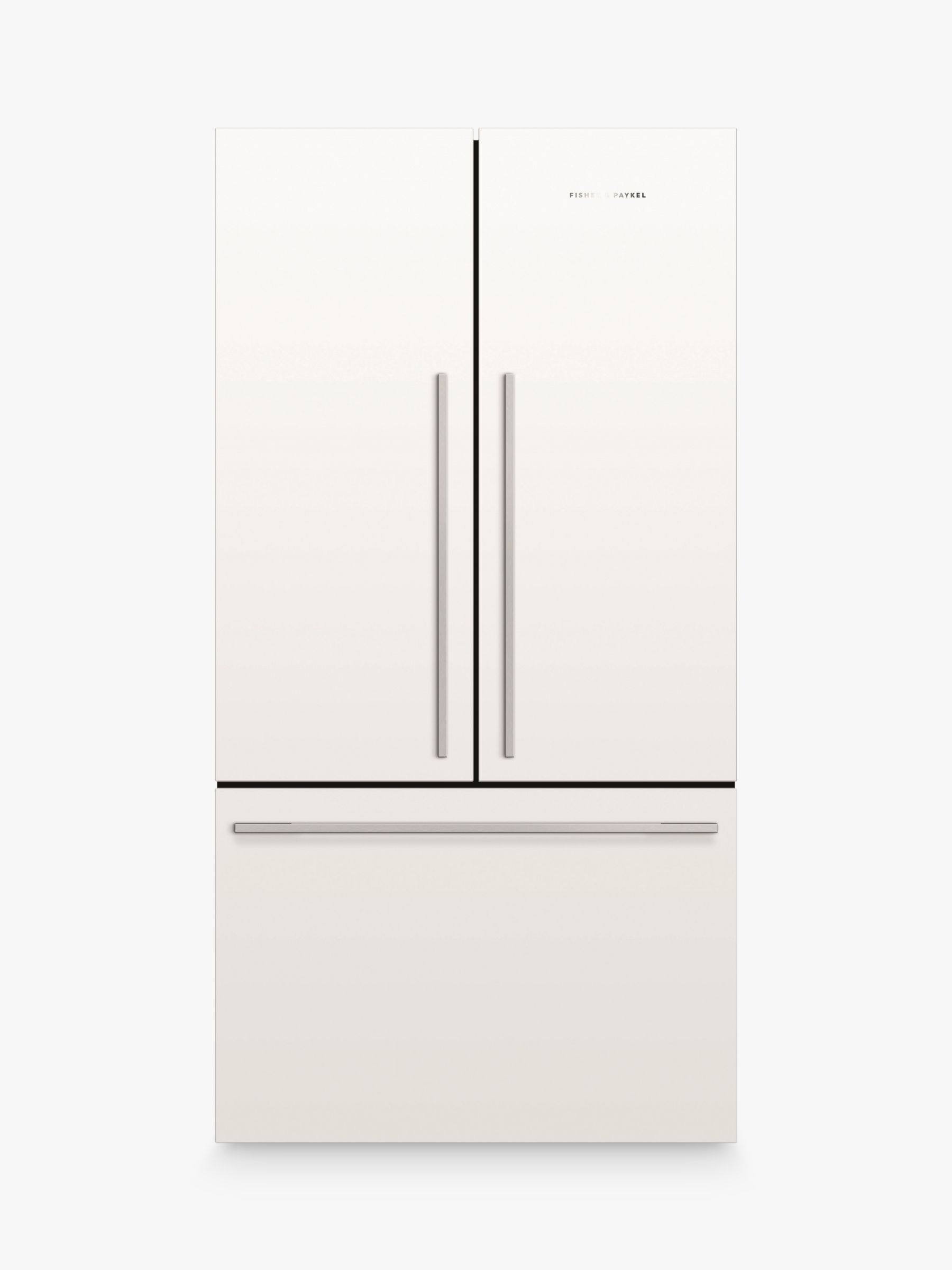 Fisher & Paykel Fisher & Paykel RF610ADW4 Fridge Freezer, A+ Energy Rating, 90cm Wide, White