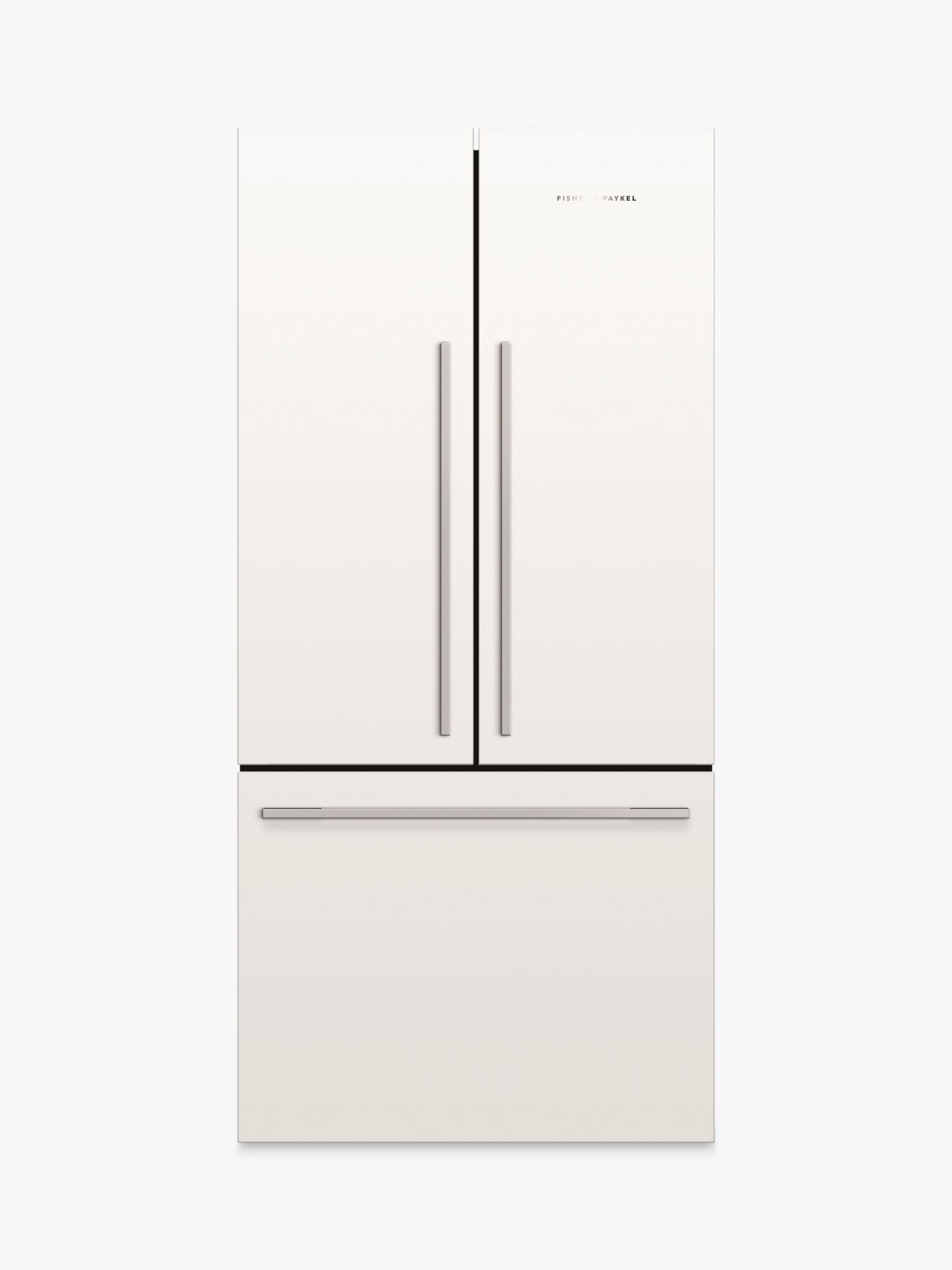 Fisher & Paykel Fisher & Paykel RF522ADW4 Fridge Freezer, A+ Energy Rating, 79cm Wide, White