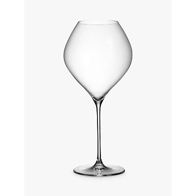 John Lewis Croft Collection Swan Crystal Wine Glass, 860ml, Set of 4