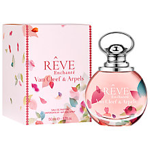 Buy Van Cleef & Arpels Rêve Enchanté Eau de Parfum, 50ml Online at johnlewis.com