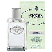 Buy Prada D'Iris Cedre  Eau de Parfum, 100ml Online at johnlewis.com