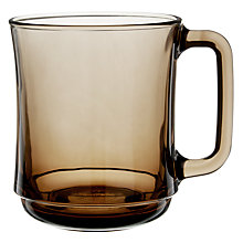 Buy Duralex Creole Mug, Brown Online at johnlewis.com