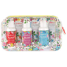 Buy Cath Kidston Flora Bath and Body Gift Set Online at johnlewis.com