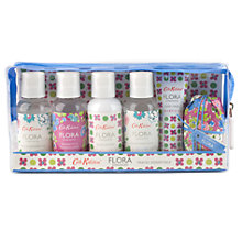 Buy Cath Kidston Flora Hyacinth Travel Essentials Online at johnlewis.com